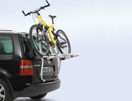 fahrradtr ger f r die heckklappe max 2 fahrr der. Black Bedroom Furniture Sets. Home Design Ideas