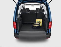 Kofferraumwannen Matten Ausstattung Innen Caddy 4 A5