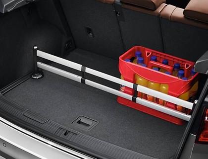 Original Volkswagen VW Kofferraum-Steckmodul Gepäckraumeinsatz 000061166A NEU!
